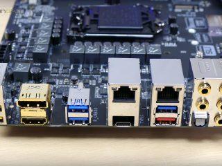 Gigabyte Z170X Gaming 7 İncelemesi: USB 3.1 ve Thunderbolt 3