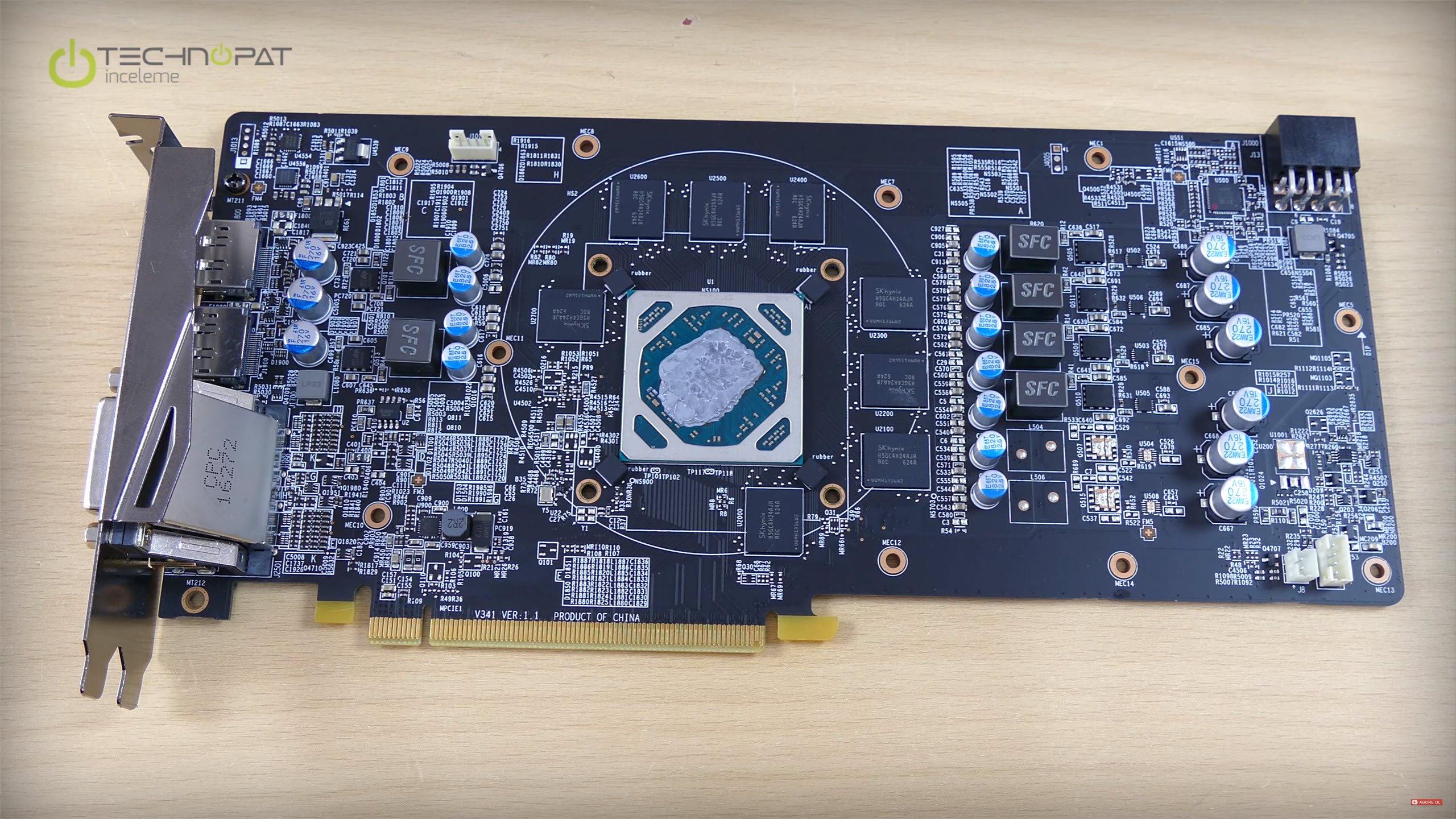 MSI RX 470 Gaming X 4G İncelemesi: 14 nanometre grafik işlem birimi