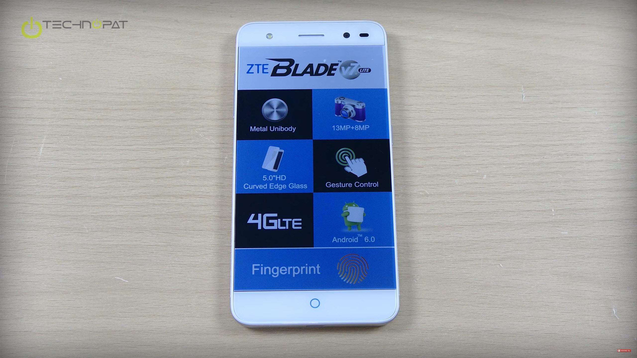 ZTE Blade V7 Lite Fiyatı ve Özellikleri