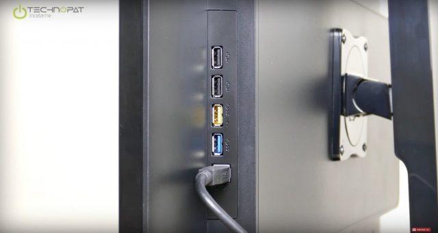 USB arabirimleri.