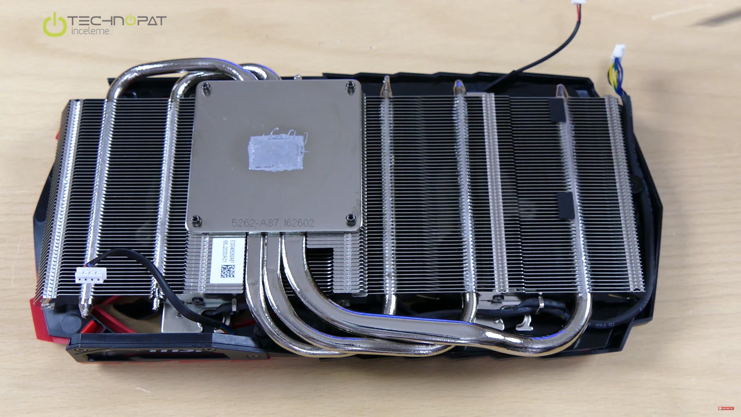 MSI GeForce GTX 1060 Gaming X 6G İncelemesi