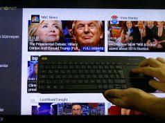 Logitech K400 Plus kablosuz dokunmatik klavye incelemesi