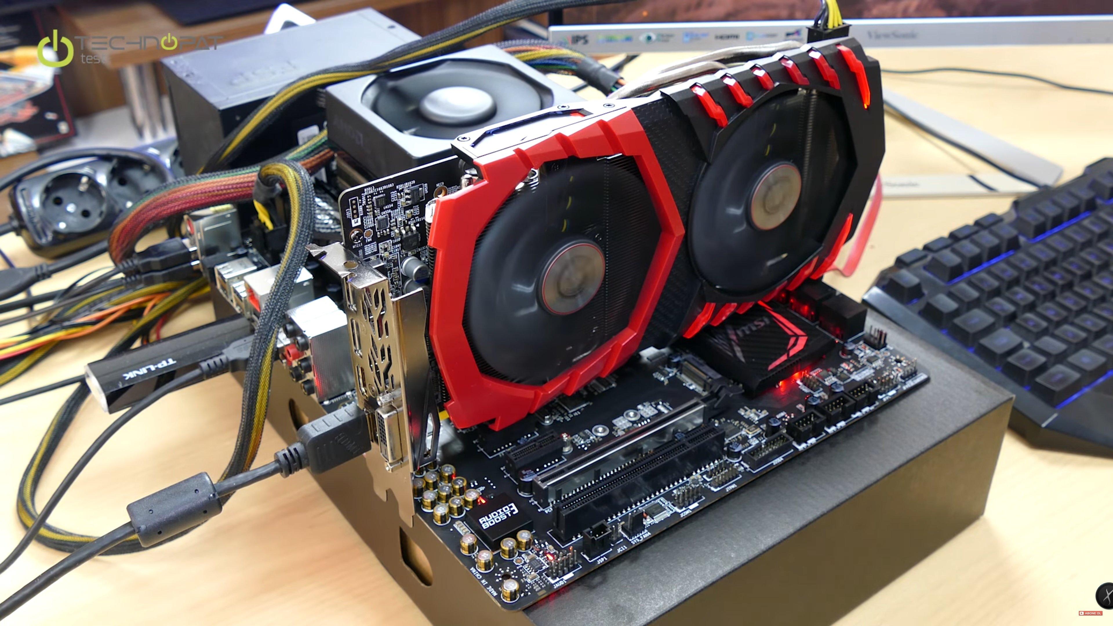AMD Rx 470 Battlefield 1 Performansı