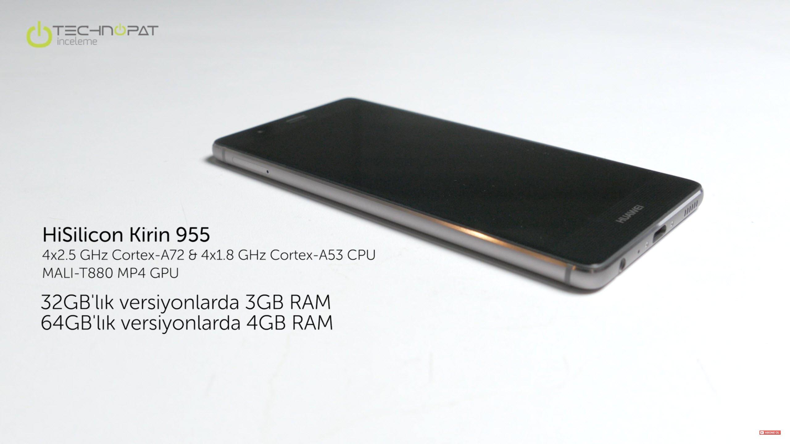 Huawei P9 İnceleme