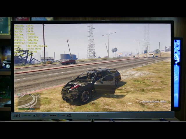 GTX 1050 GTA 5 Performansı