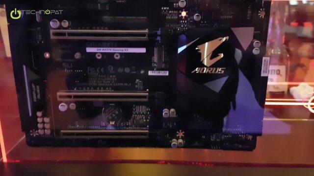 Gigabyte AMD AM4 Anakartlar - CES 2017