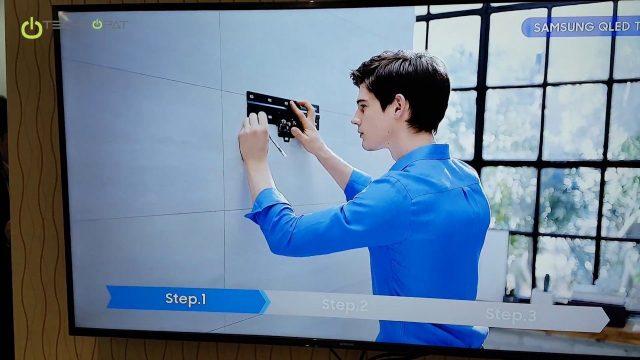 Samsung Optik TV Bağlantı Teknolojisi - CES 2017