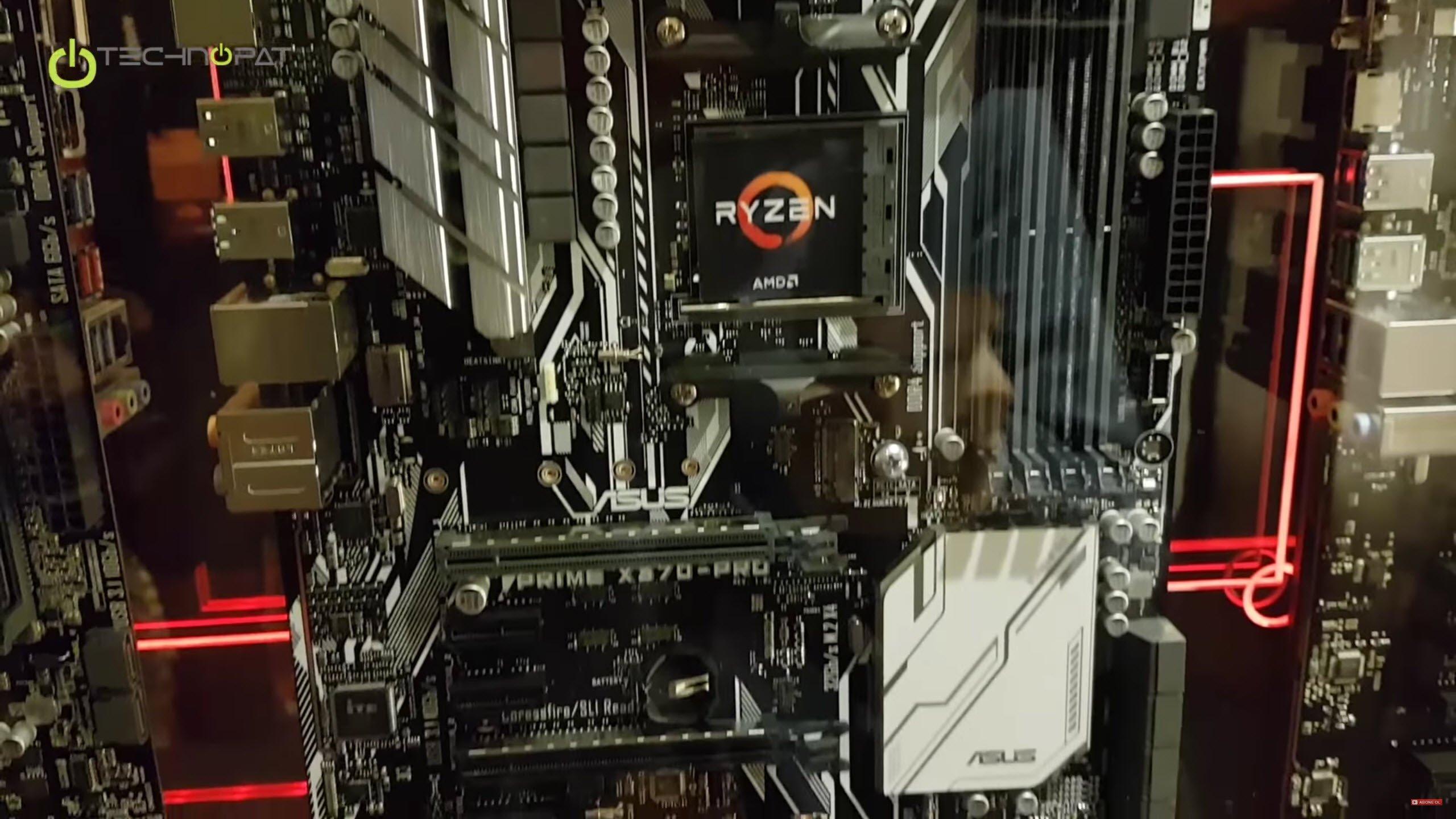 AMD Ryzen Destekli ASUS AM4 Anakartlar
