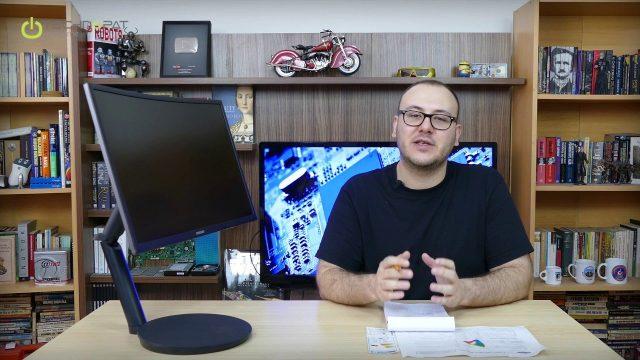 Samsung C24FG70 Oyuncu Monitörü İncelemesi