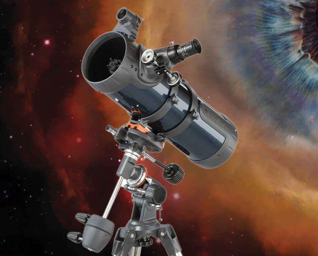 Celestron astromaster eq mm newtonian telescope