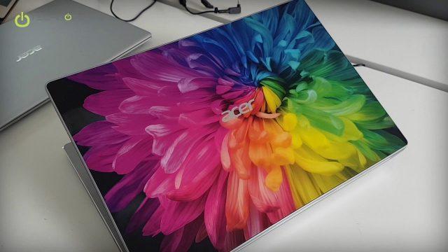 Acer Swift 3 Dizüstü Bilgisayar: İlk Bakış