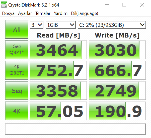 MSI Z270 GAMING M7 ve Samsung 960 PRO M 2 SSD RAID Rehberi