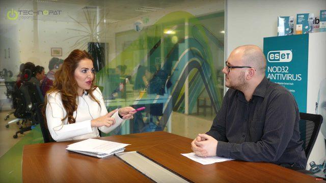 ESET Türkiye Alev Akkoyunlu Röportajı