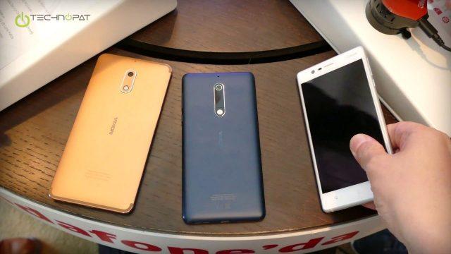 Nokia 3, 5 ve 6 Modellerine İlk Bakış