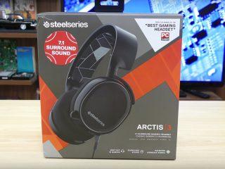 Arctis 3 Oyuncu Kulaklığı İncelemesi