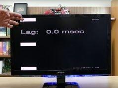 Viewsonic VX2475Smhl-4K Input Lag Testi