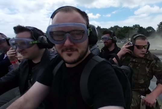 360 Derece Tank Turu - Tankfest 2017