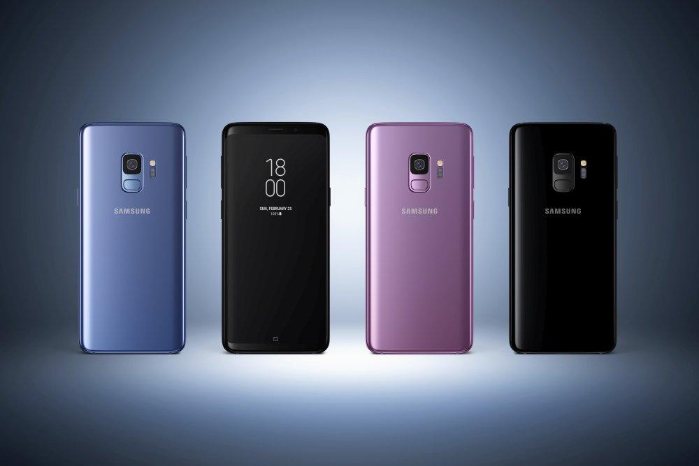 e5e1a15dc3dd1 Samsung Galaxy S9, Galerideki Fotoğrafları Başkalarına Gönderiyor ...