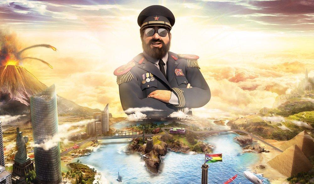 tropico 6 cover ile ilgili görsel sonucu