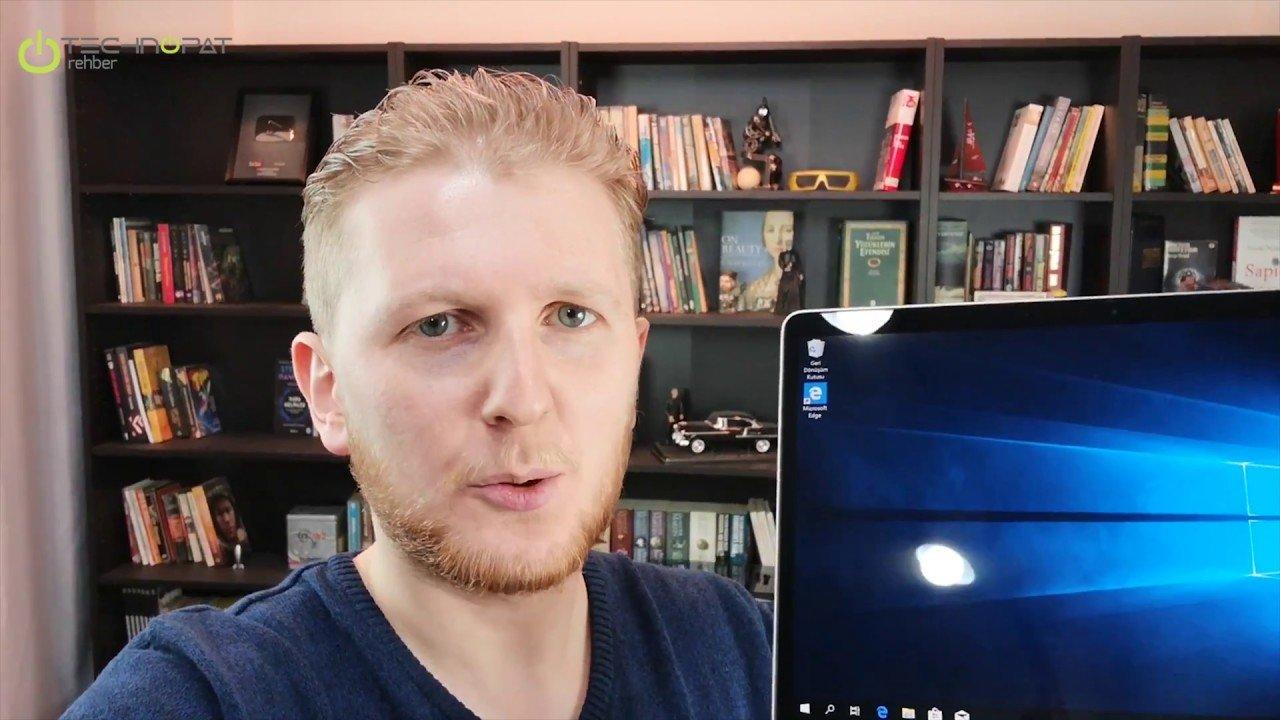 Boot Camp ile MacBook'a Windows 10 Kurulum Rehberi - Technopat