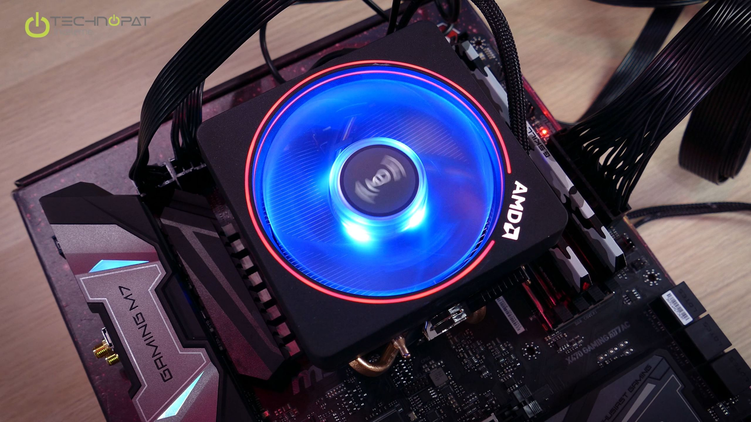 MSI X470 Gaming M7 AC motherboard review