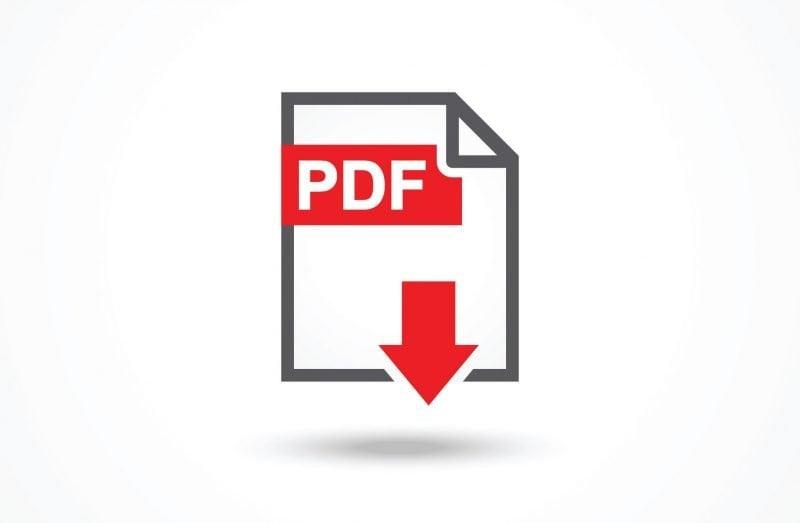 Çok Sayıda Resim PDF Dosyasına Nasıl Dönüştürülür? - Technopat