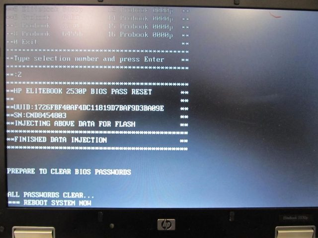 How To Reset Bios Password On Hp Probook 6360B ••▷ SFB