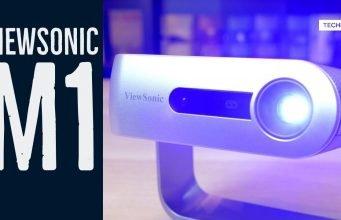 Taşınabilir Projeksiyon İncelemesi: ViewSonic M1