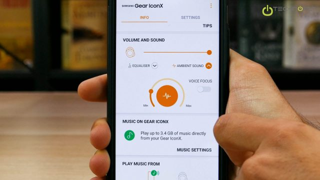 Samsung Gear IconX 2018 Bluetooth Kablosuz Kulaklık