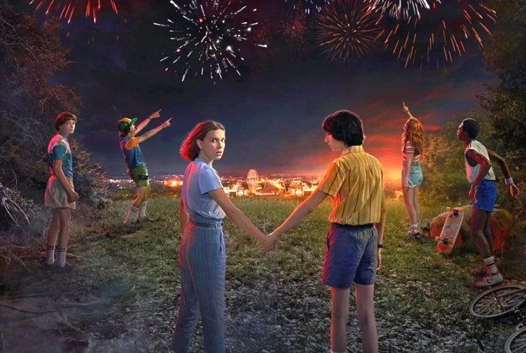 Stranger Things 3. Sezon fragmanı