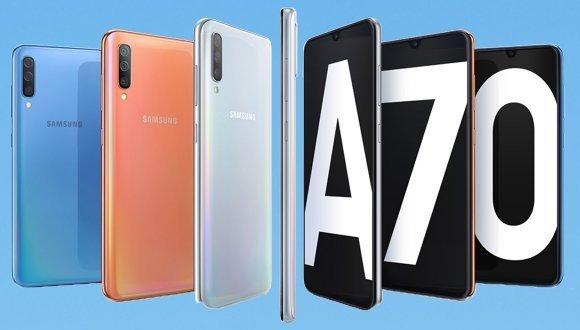Samsung Galaxy A70 özellikleri ve fiyatı