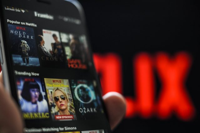 ucuz Netflix mobil servisi