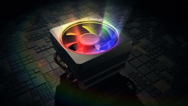 AMD Ryzen 7 2700x işlemcisinin 50. yıl özel sürümü