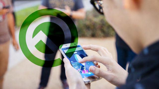 Android Q Deep Press