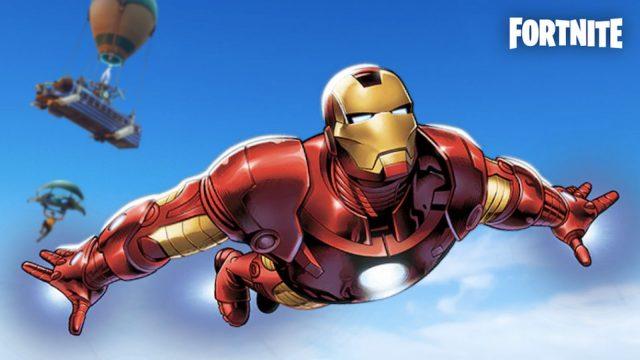 Fortnite Avengers Endgame güncellemesi
