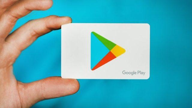 Google Play Store Harcamaları