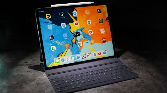 iPad Pro Ekran Tutukluğu