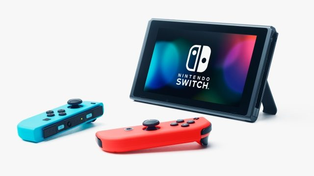 Nintendo Switch 8.0.0 Güncellemesi