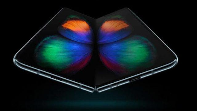 Samsung Galaxy Fold Dayanıklılık