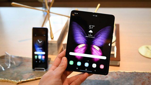 Samsung Galaxy Fold satışları