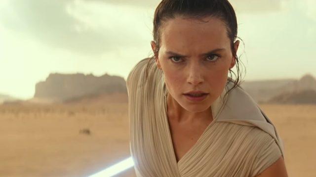 Star Wars Episode IX The Rise of Skywalker İlk Fragmanı