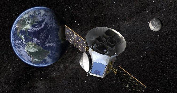 NASA TESS Uzay Teleskobu
