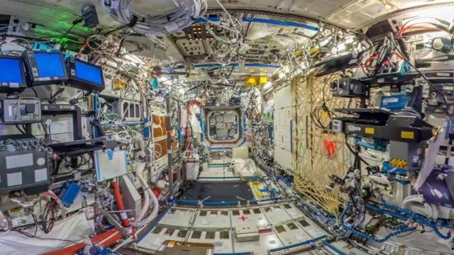 Uluslararası Uzay İstasyonu Bakteri