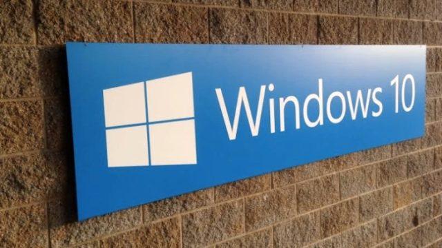 Windows 10 Mayıs 2019 Güncellemesi Depolama