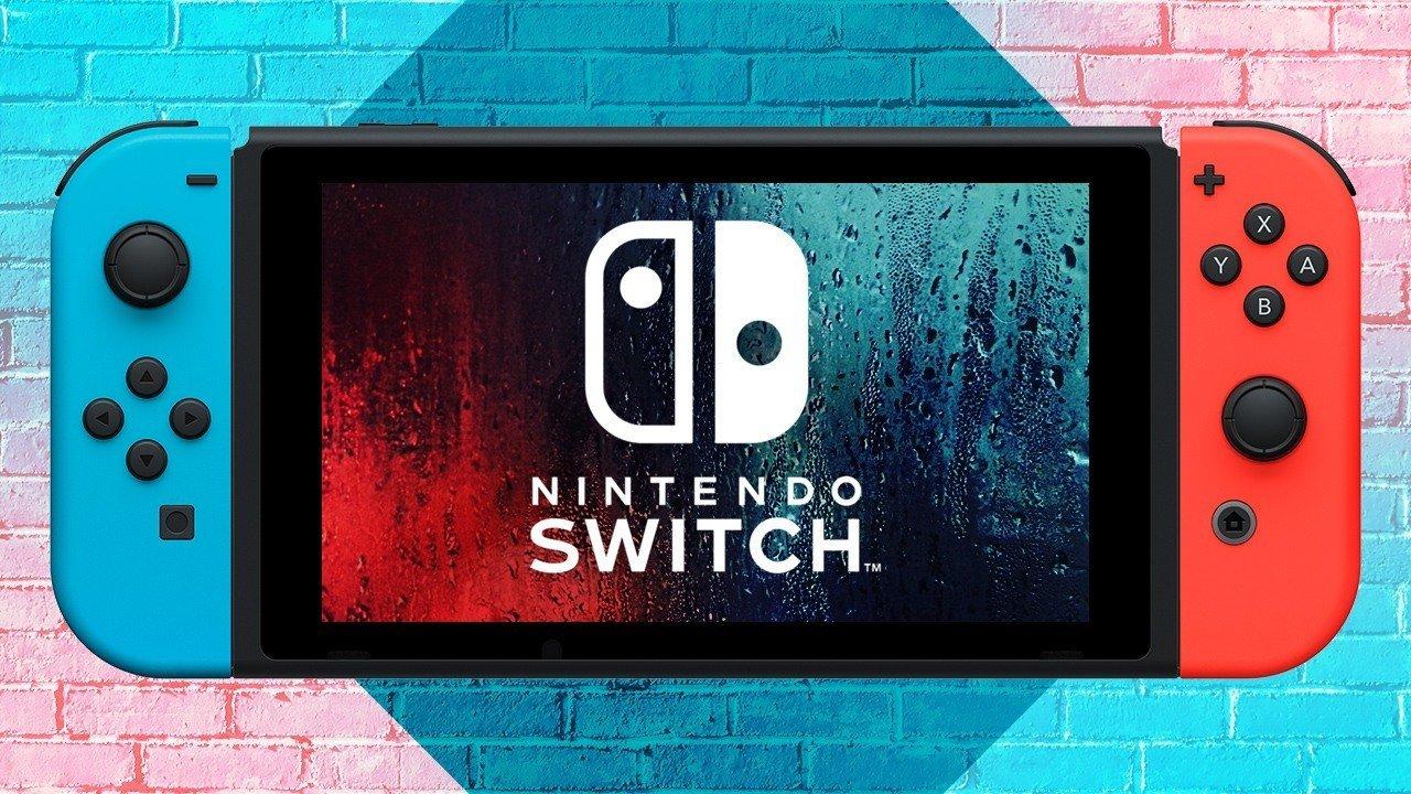 yeni Nintendo Switch