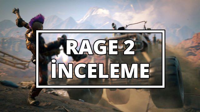 Rage 2 incelemesi