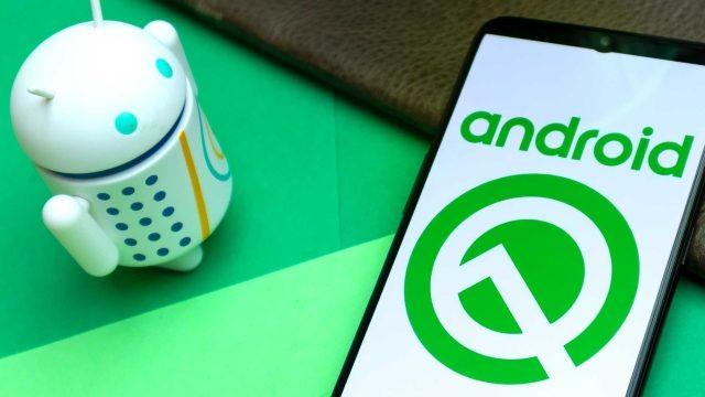 Android Q Pil Tasarrufu