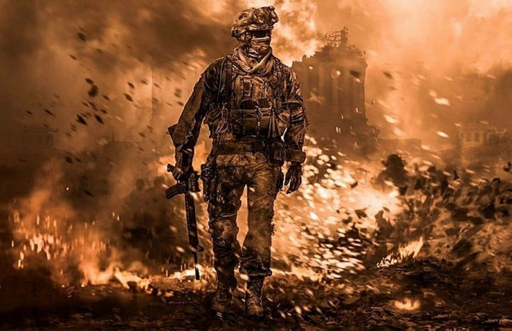 Yeni Call of Duty