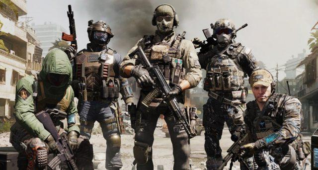 Call of Duty Mobile Battle Royale haritası
