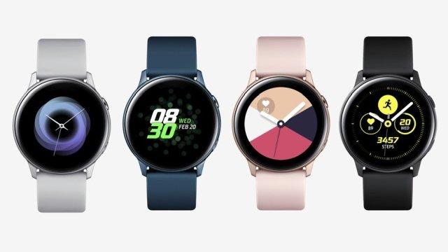 Galaxy Watch Active Özellikleri